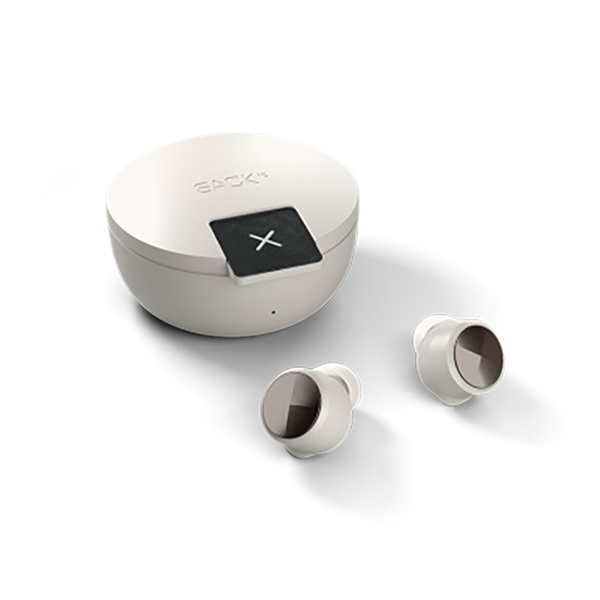 SACKit ROCKit True Wireless Earbuds Pearl
