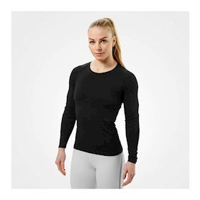 Better Bodies Seamless Is Black Melange