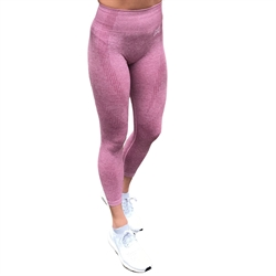 BM Seamless High Waist Tights Light Pink
