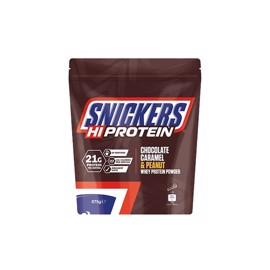 Snickers Whey Protein Chocolate, Caramel & Peanut 875g