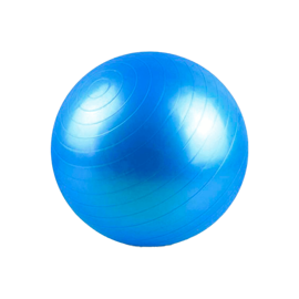 SOURCE Exercise Ball Blue 65 cm