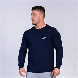 BM Sport Crew Neck Blue Navy